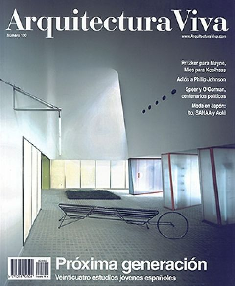 Publicaci n de arquitectura om arq arquitectos for Portadas de arquitectura